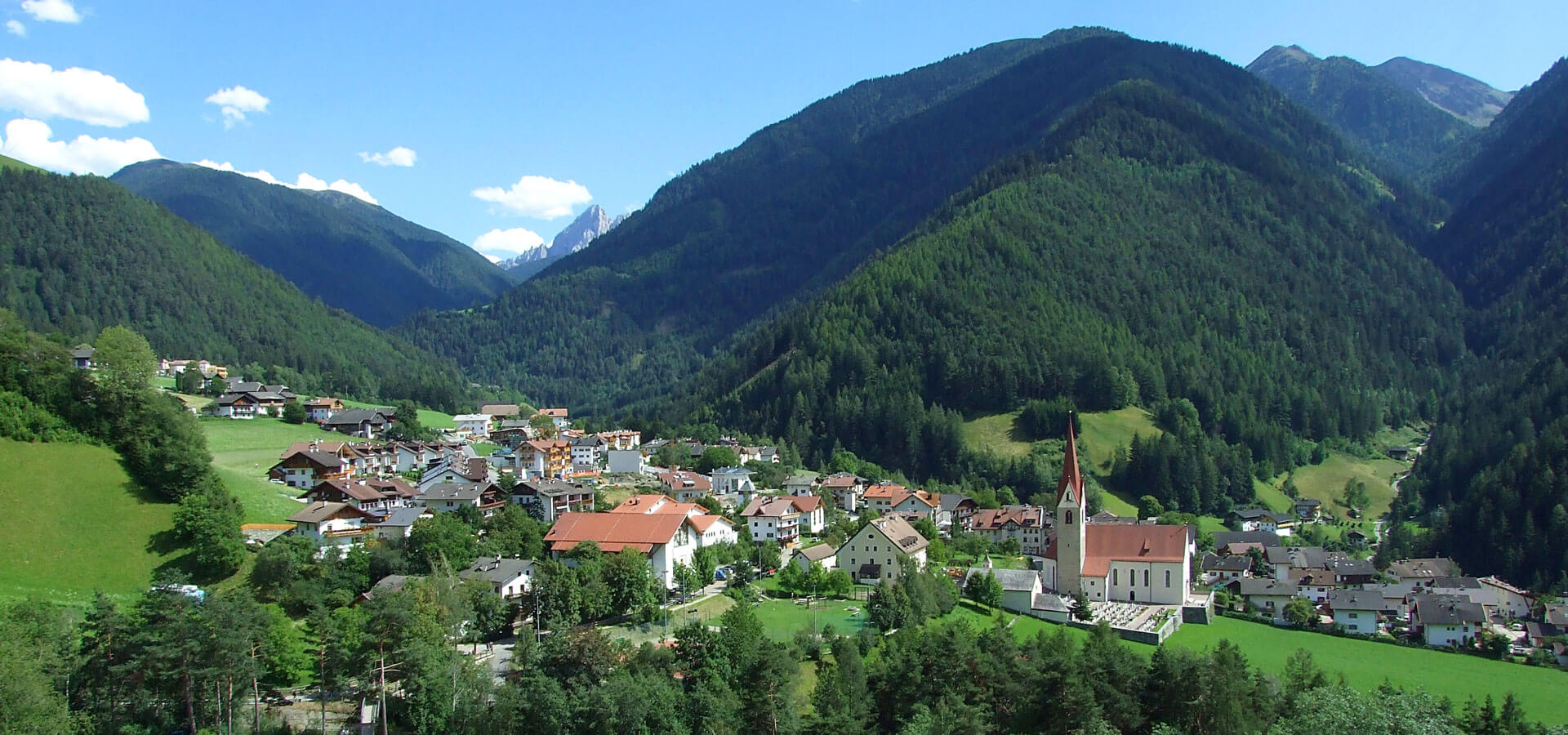 Ferien in Lüsen - Südtirol
