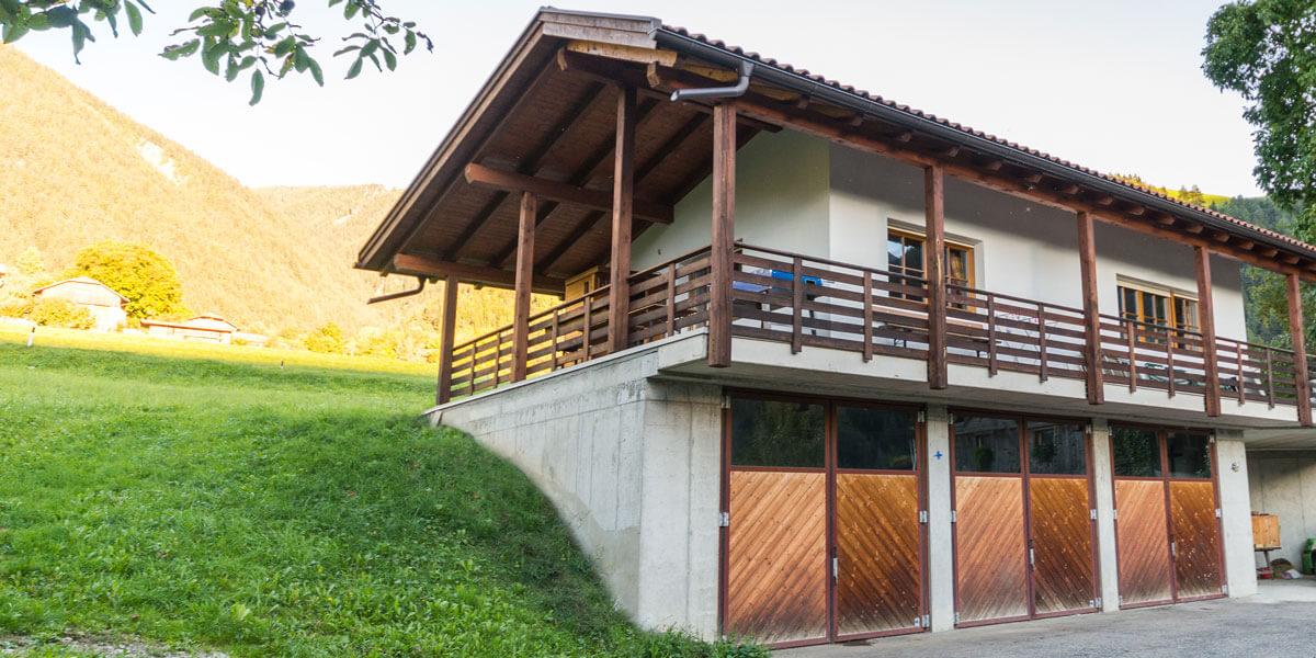 Appartamento/casa in agriturismo a Luson