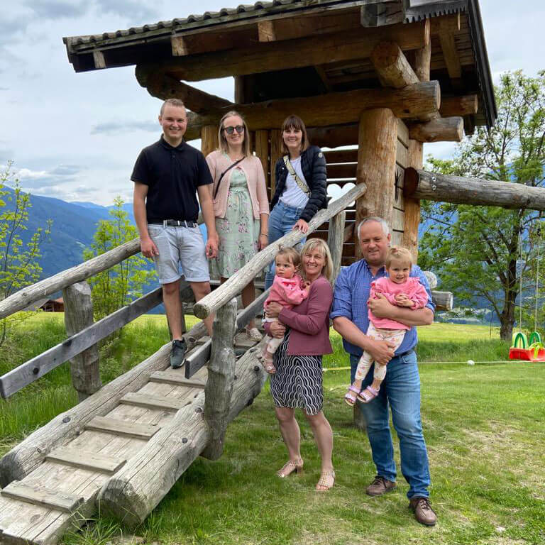 Vacanze in agriturismo a Luson – Valle Isarco / Alto Adige