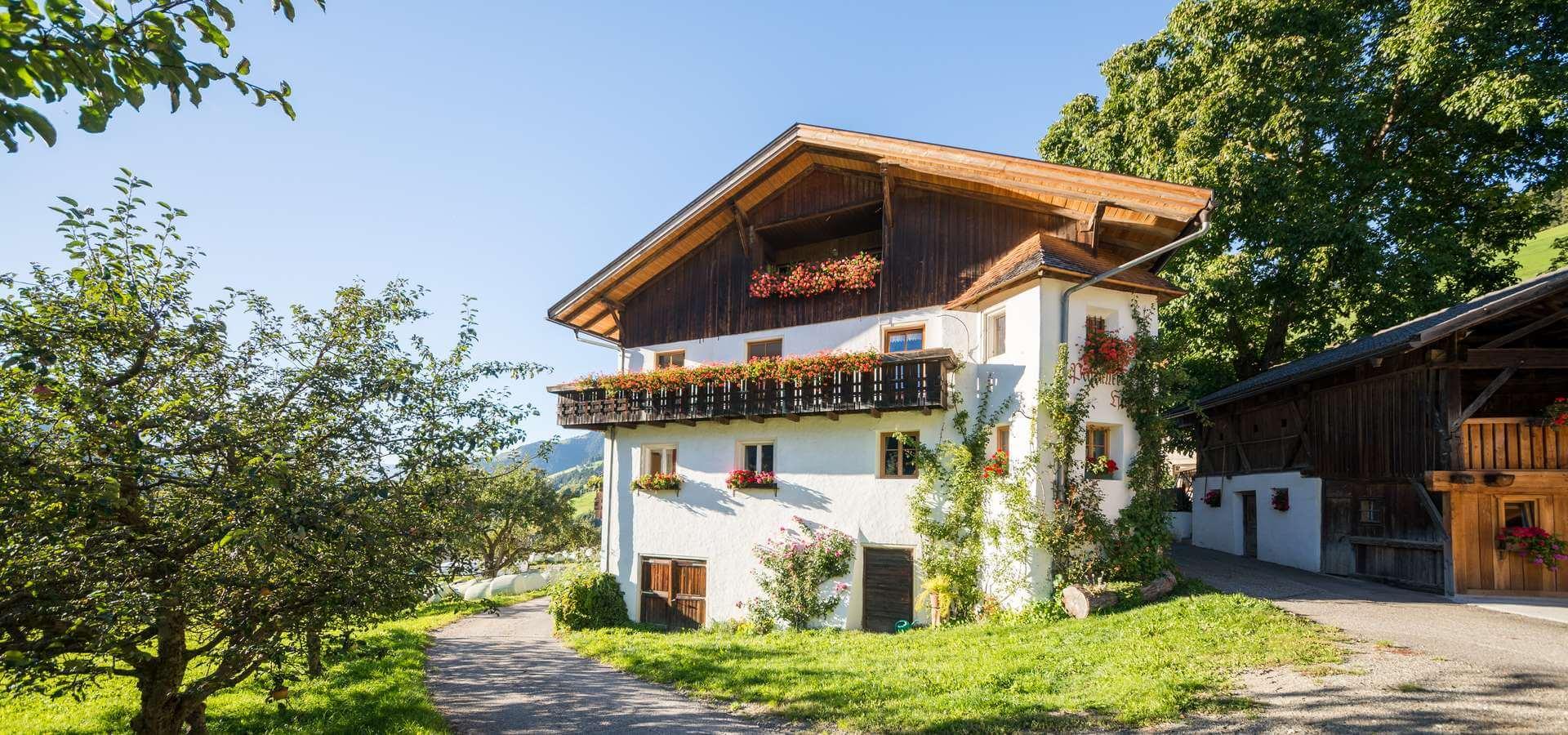 Urlaub auf dem Bauernhof - Lüsen / Südtirol