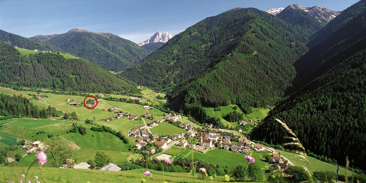Vacanze a Luson – La valle per gli amanti della natura e delle escursioni