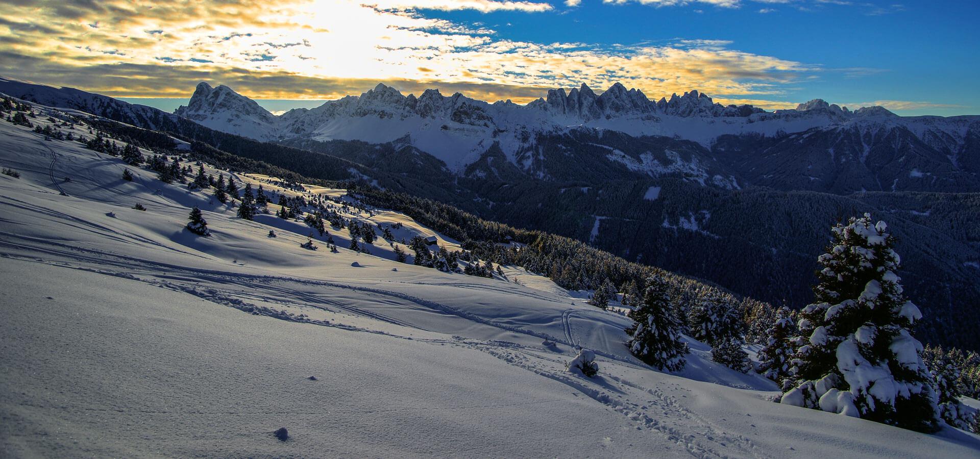 Winterurlaub in Lüsen - Eisacktal / Südtirol